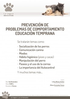 Prevención de problemas de comportamiento. Educación temprana.