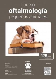 I Curso de Oftalmología en pequeños animales