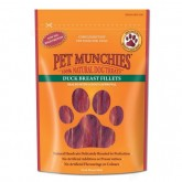PetMunchies Filete Pechuga Pato 100g