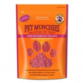 Pet Munchies Filete de Pechuga de Pollo 100 g