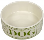 Dog Bowl Verde Mediano