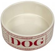 Dog Bowl Rojo Pequeño