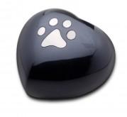 Urna corazón perro y gato HUH 011 M