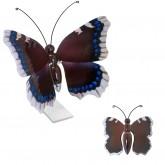 Relicario mariposa grande cenizas perro y gato VL 005