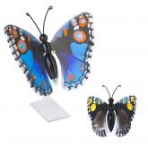 Relicario mariposa pequeña cenizas perro y gato VL 006